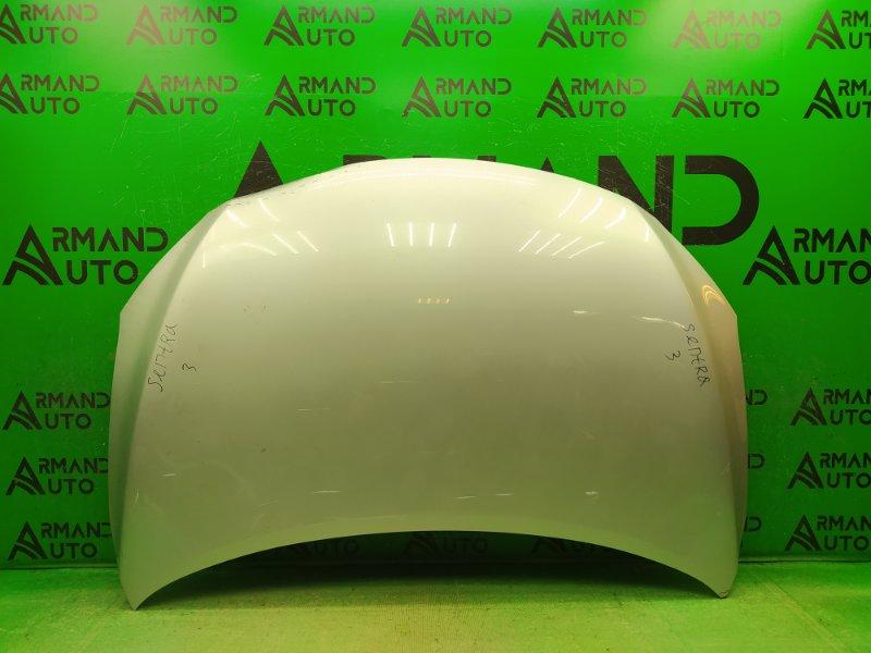 Капот Nissan Sentra B17 2012 (б/у)