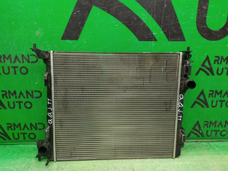 Радиатор охлаждения Nissan Qashqai J11 2013 (б/у)