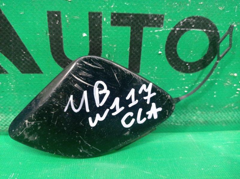Заглушка бампера Mercedes Cla C117 2013 передняя (б/у)