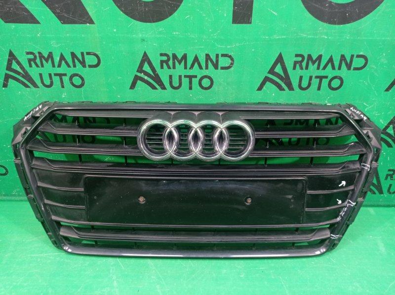 Решетка радиатора Audi A4 B9 2015 (б/у)