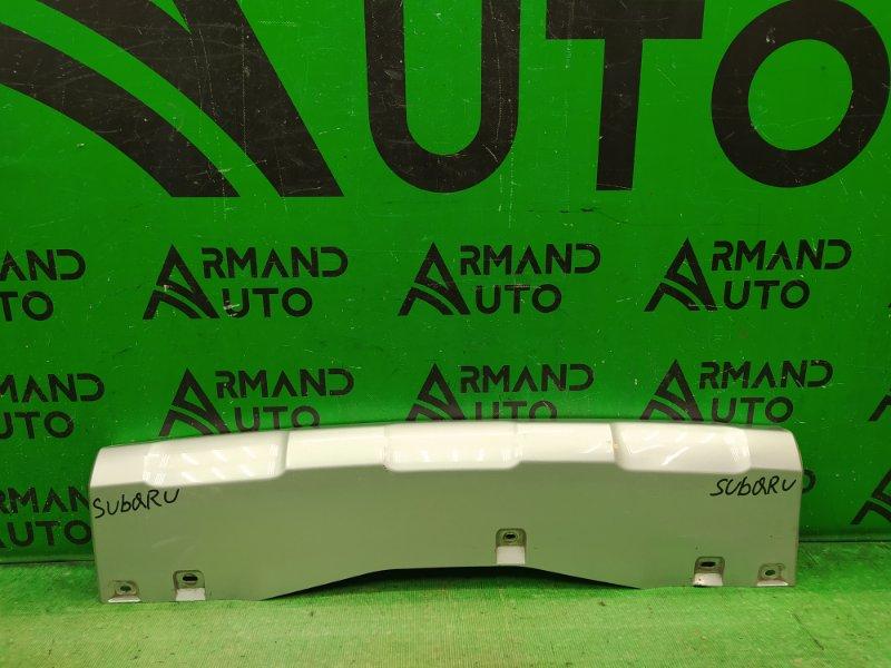 Юбка бампера Subaru Outback 5 2014 задняя (б/у)