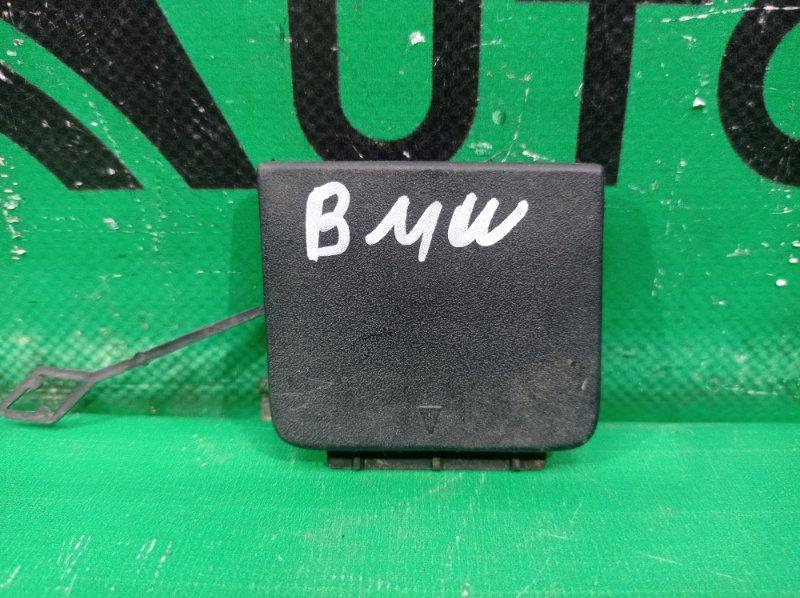 Заглушка буксировочного крюка Bmw X3 F25 2010 задняя (б/у)