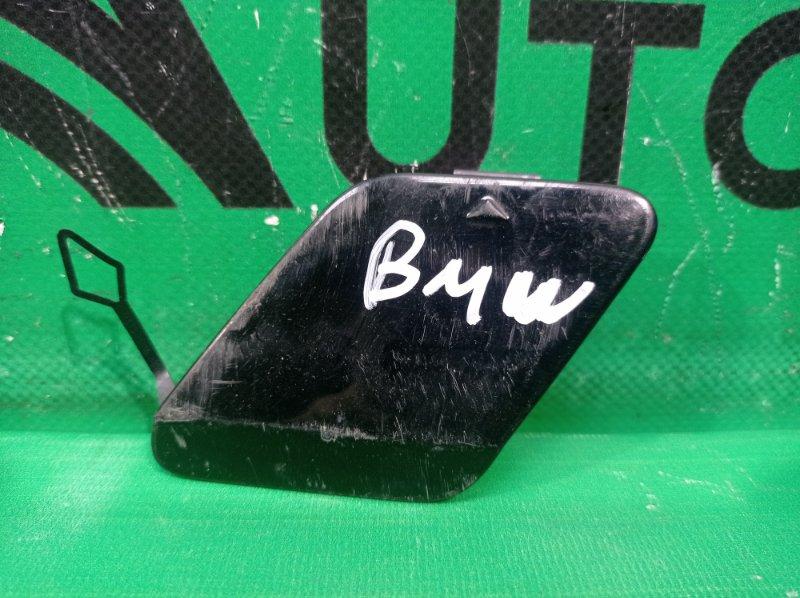 Заглушка буксировочного крюка Bmw 1 F20 F21 2011 задняя (б/у)