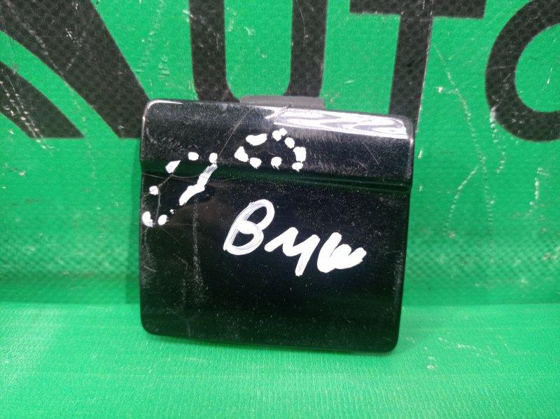 Заглушка бампера m paket Bmw 3 F30 2011 задняя (б/у)