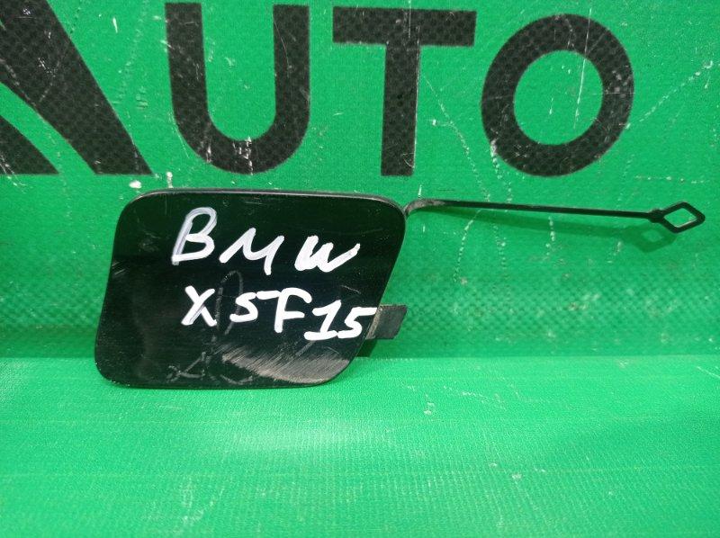 Заглушка бампера Bmw X5 F15 2013 задняя правая (б/у)
