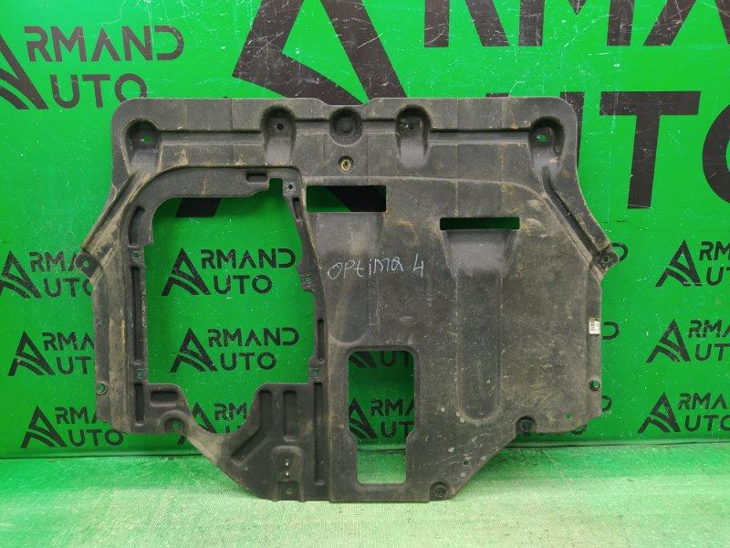 Защита двигателя Kia Optima 4 2016 (б/у)