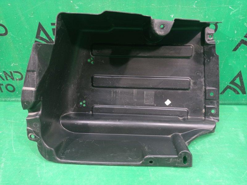 Облицовка днища кузова Mini Cooper F56 2013 задняя правая (б/у)