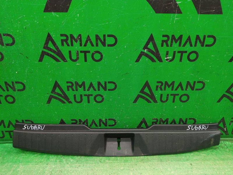 Накладка замка багажника Subaru Outback 5 2014 (б/у)