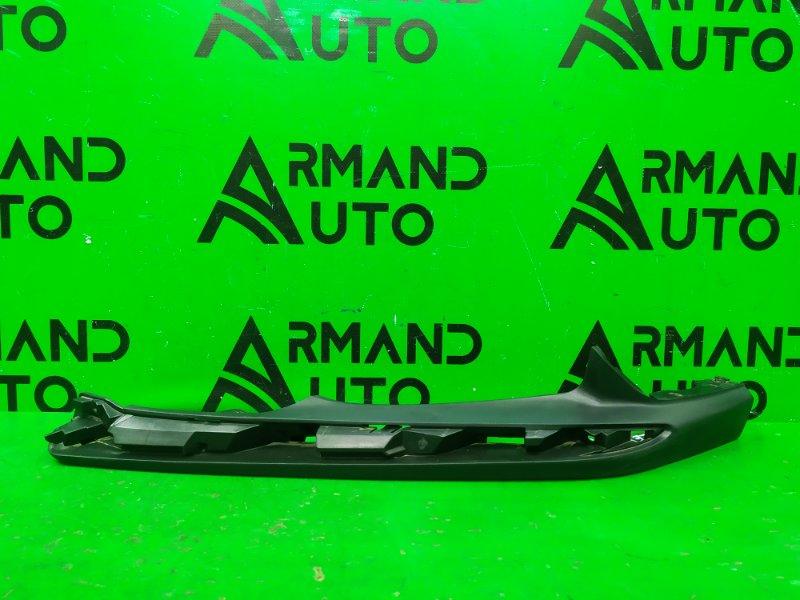 Накладка бампера Lexus Rx 4 2015 передняя левая (б/у)