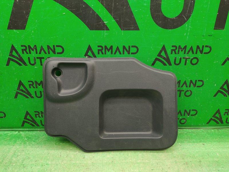 Обшивка двери багажника Lada Largus 2012 левая (б/у)