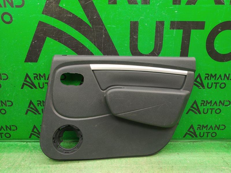 Обшивка двери Lada Largus 2012 задняя правая (б/у)