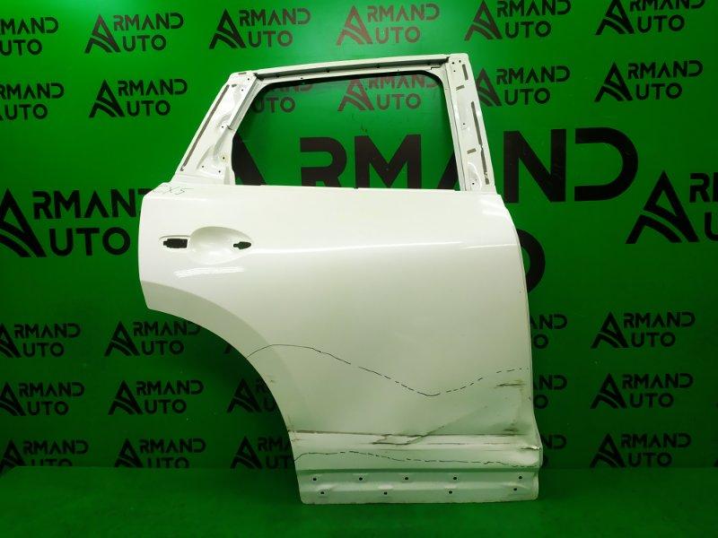 Дверь Mazda Cx-5 Cx5 2 2017 задняя правая (б/у)