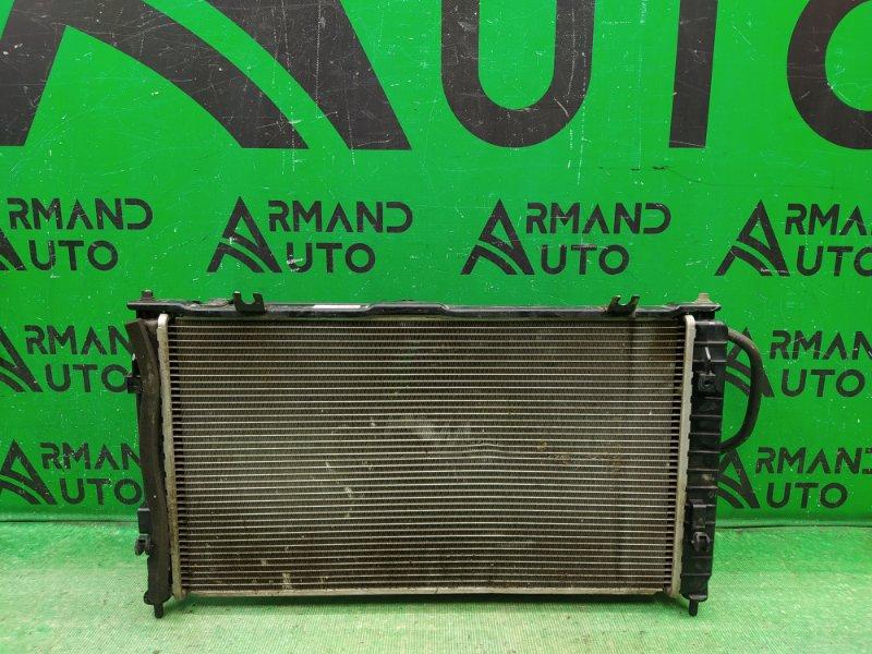 Радиатор охлаждения Lada Granta 2015 (б/у)