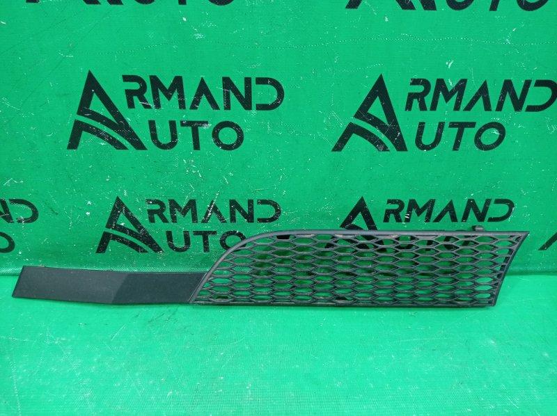 Решетка радиатора Mercedes Actros левая (б/у)