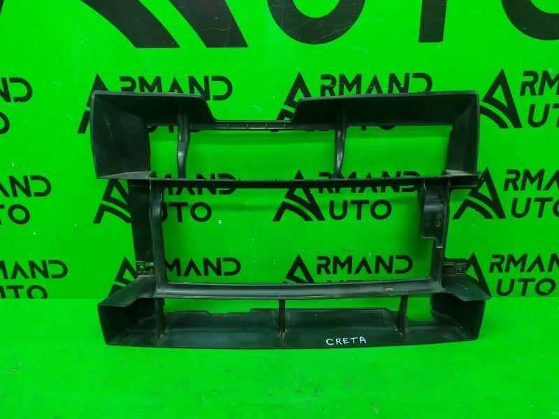 Дефлектор радиатора Hyundai Creta 2016 (б/у)