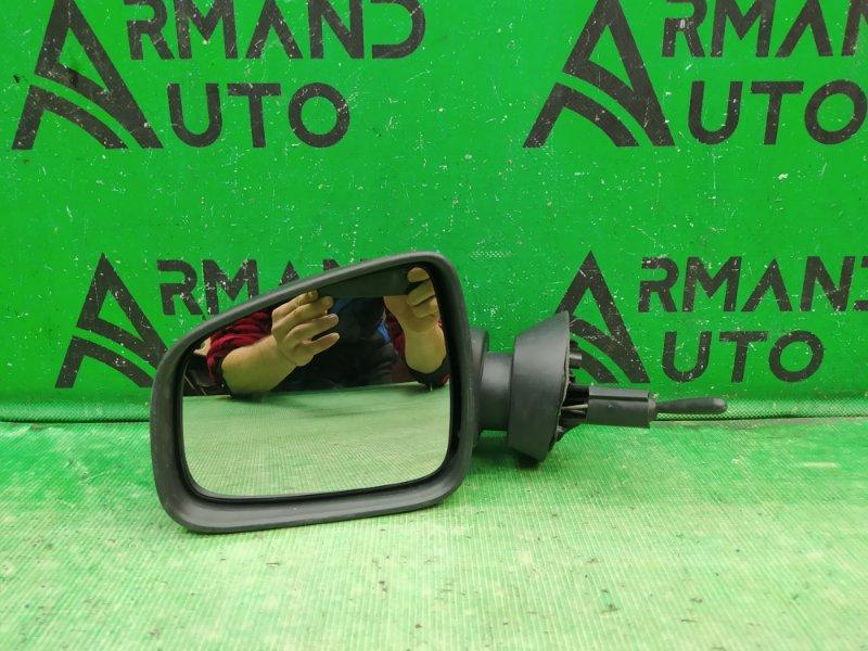 Зеркало Lada Largus 2012 левое (б/у)
