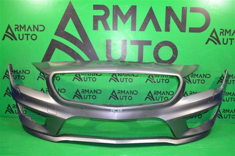 Бампер amg Mercedes Cla C117 2013 передний (б/у)