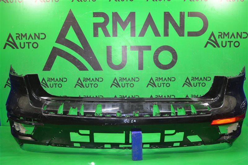 Бампер Mercedes Gl X166 2012 задний (б/у)