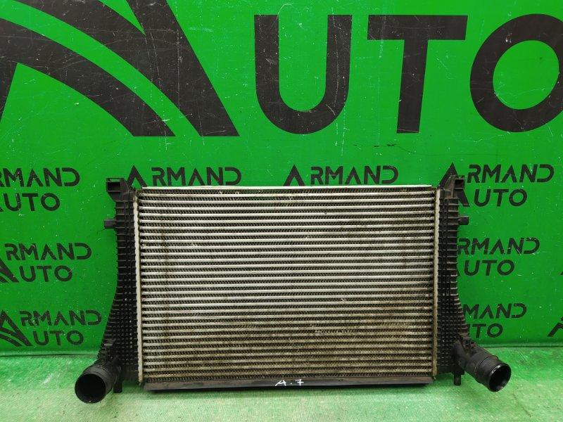 Радиатор охлаждения Skoda Octavia A7 2013 (б/у)
