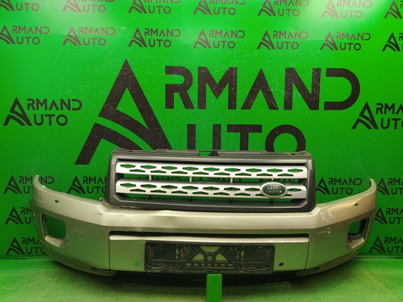 Бампер Land Rover Freelander 2 РЕСТАЙЛИНГ 2010 передний (б/у)