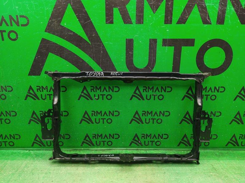 Панель передняя ( телевизор ) Toyota Auris E15 2007 (б/у)