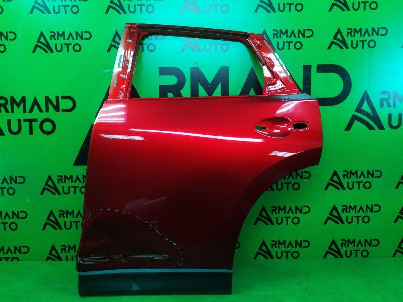 Дверь Mazda Cx-5 Cx5 2 2017 задняя левая (б/у)