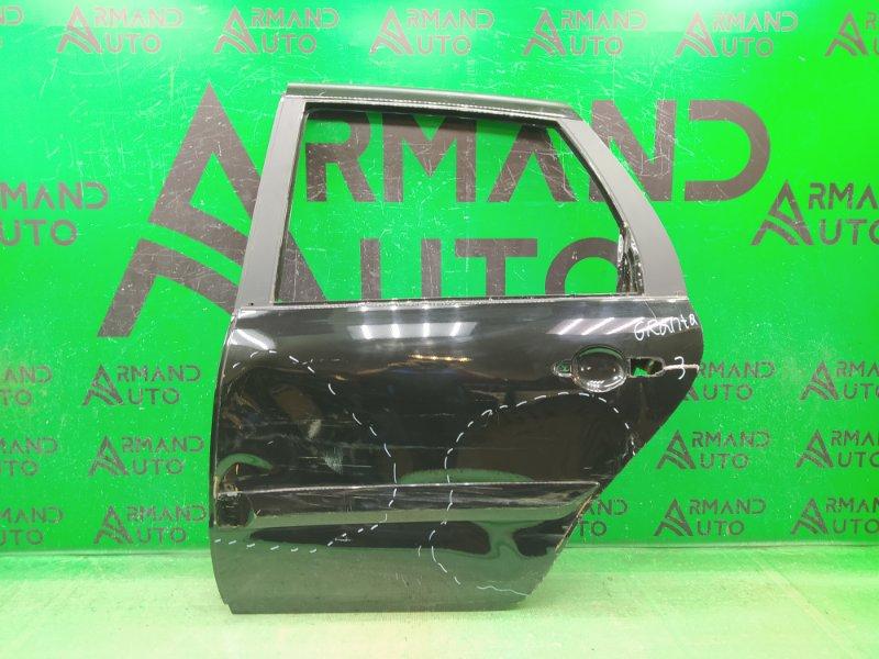 Дверь Lada Granta 2011 задняя левая (б/у)