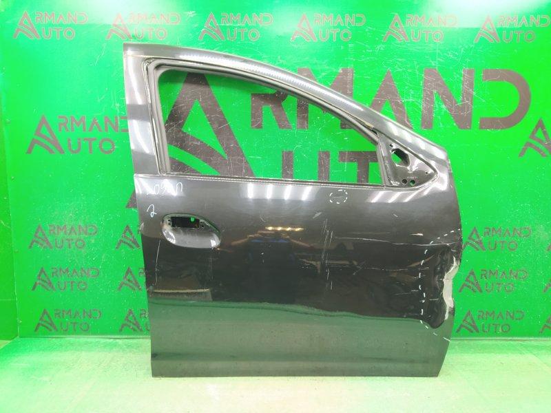 Дверь Renault Logan 2 2014 передняя правая (б/у)