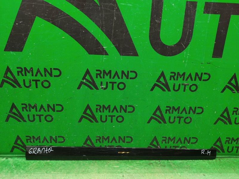 Накладка двери Lada Granta 2011 передняя правая (б/у)
