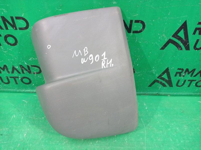 Накладка бампера Mercedes Sprinter W901 задняя правая (б/у)