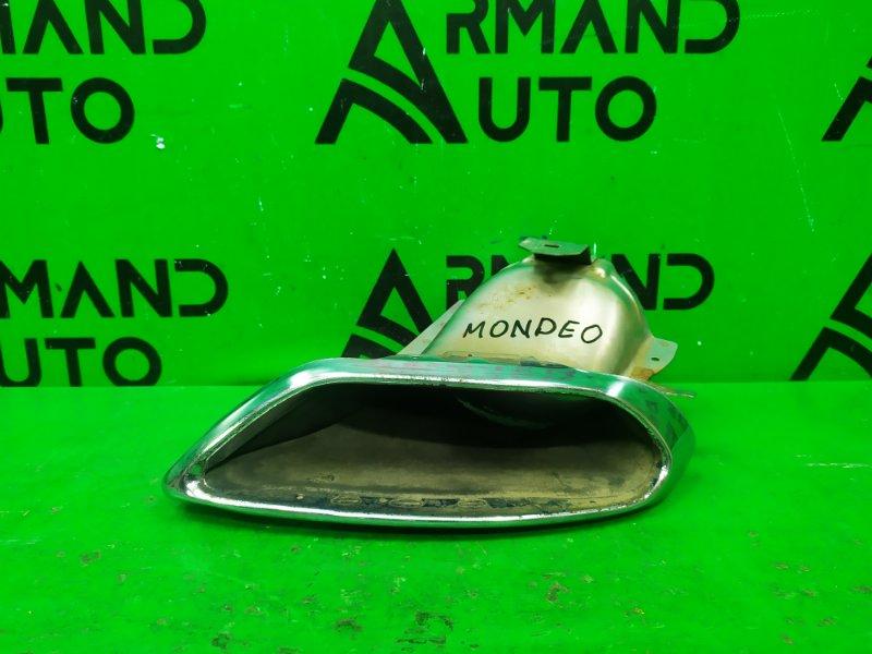 Насадка глушителя Ford Mondeo 5 2014 левая (б/у)
