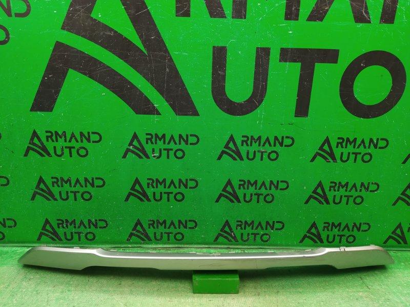 Накладка бампера Ford Explorer 5 РЕСТАЙЛИНГ 2015 задняя (б/у)