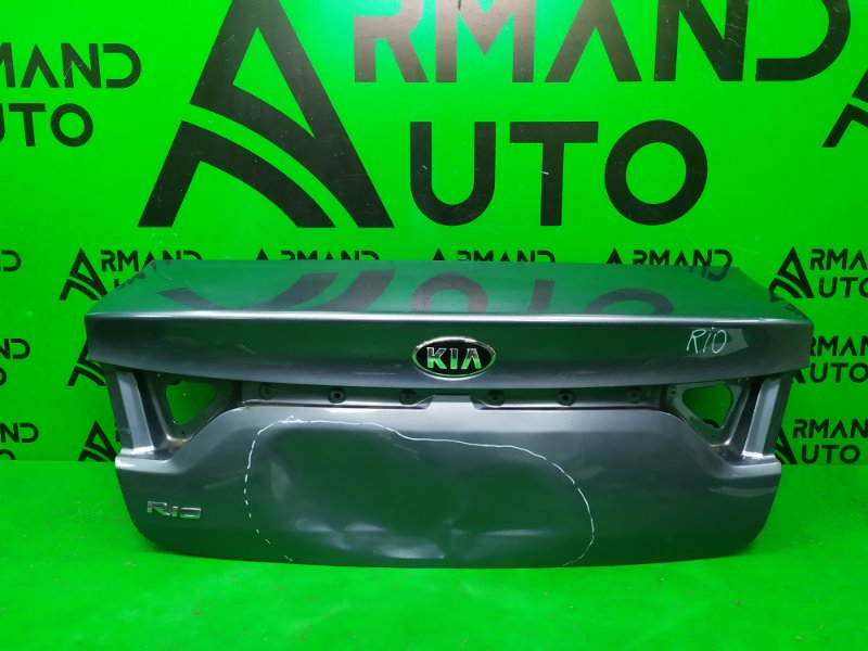Крышка багажника Kia Rio 4 2017 (б/у)