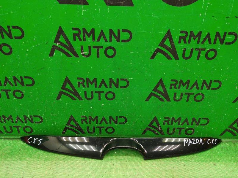 Накладка решетки радиатора Mazda Cx-5 Cx5 2011 (б/у)