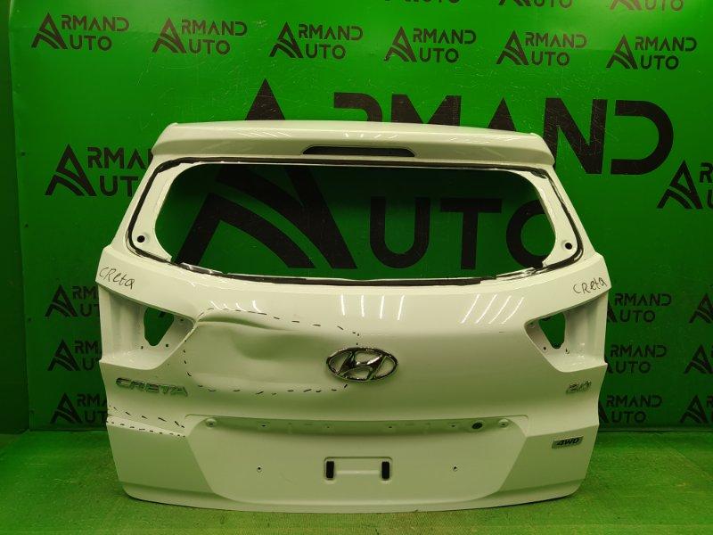 Дверь багажника Hyundai Creta 2016 (б/у)