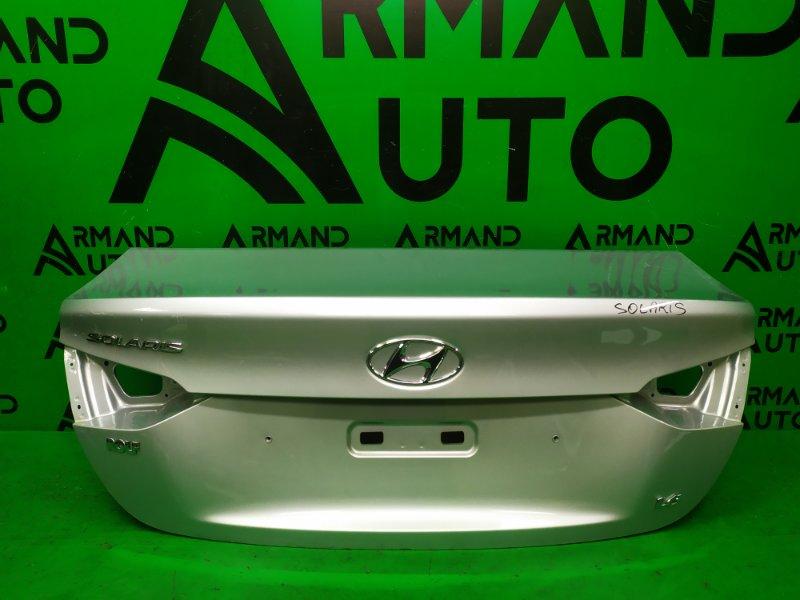 Крышка багажника Hyundai Solaris 2 2017 (б/у)