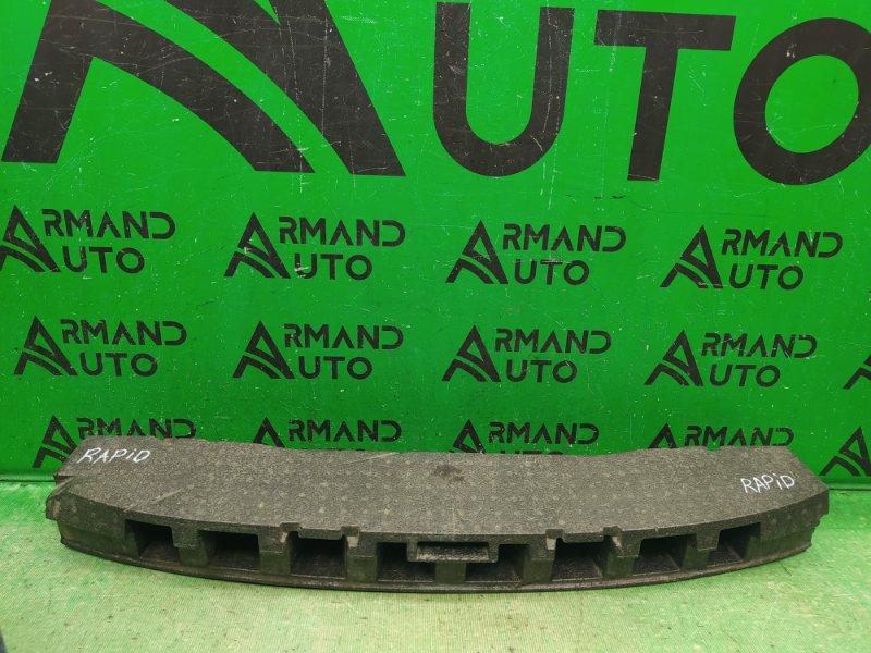 Абсорбер бампера Skoda Rapid 2012 передний (б/у)