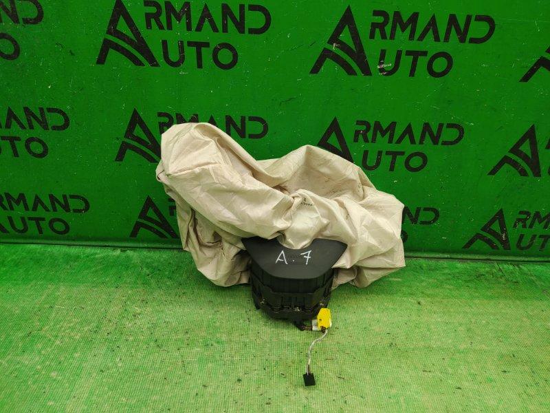 Подушка безопасности ( airbag ) в руль Skoda Octavia A7 2013 (б/у)