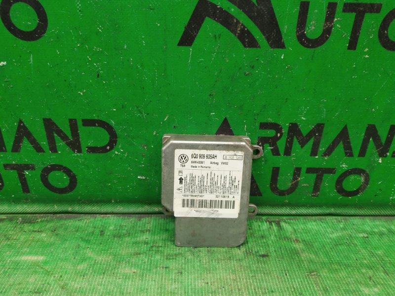 Блок управления airbag Skoda Octavia A5 2008 (б/у)