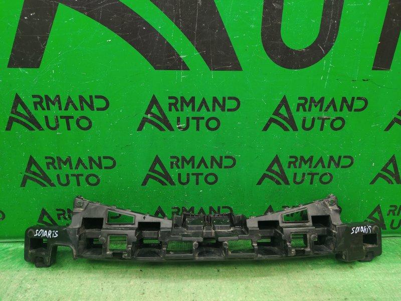 Абсорбер бампера Hyundai Solaris 1 РЕСТАЙЛИНГ 2014 (б/у)