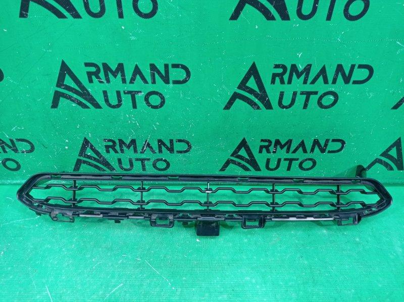 Решетка бампера m paket Bmw X6 F16 2014 передняя нижняя (б/у)