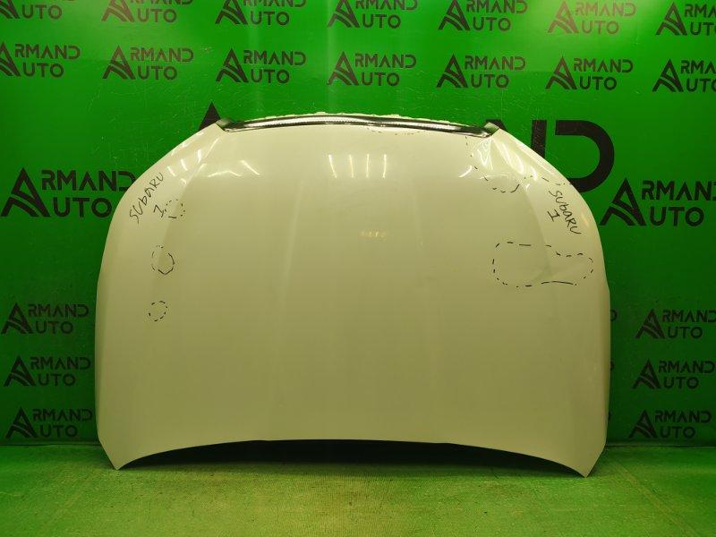 Капот Subaru Forester SJ 2012 (б/у)