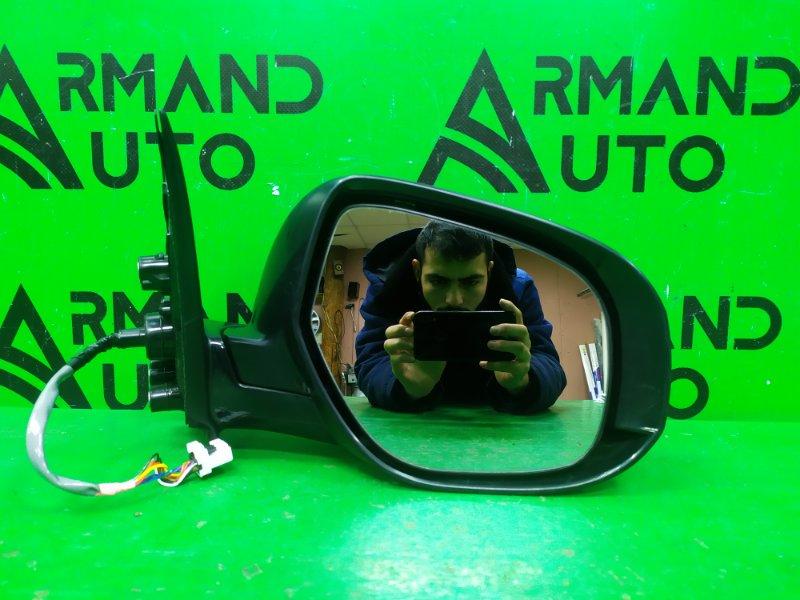 Зеркало Mitsubishi Asx 1 2010 правое (б/у)