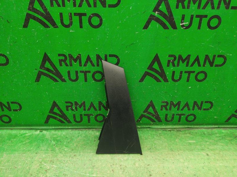 Накладка стойки двери Renault Arkana 2019 задняя левая (б/у)