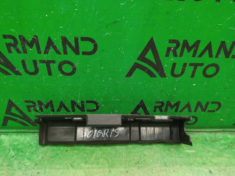 Дефлектор радиатора Hyundai Solaris 2010 левый (б/у)