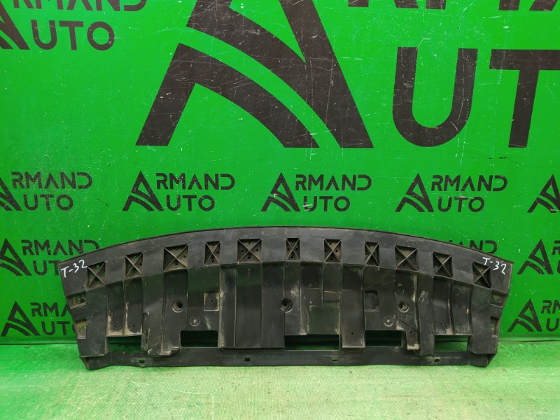 Пыльник бампера (двигателя) Nissan X-Trail T32 2015 передний (б/у)