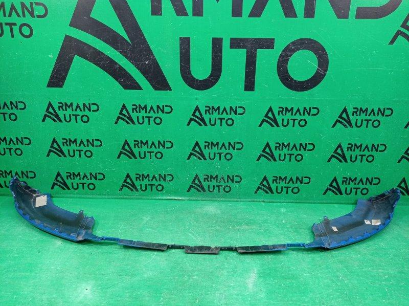 Юбка бампера Audi Q3 8U 2011 передняя (б/у)