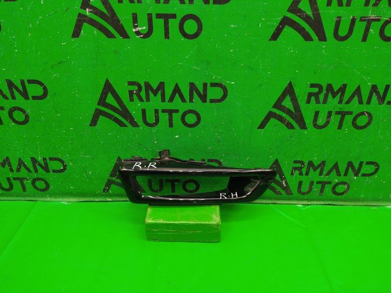 Накладка птф Land Rover Discovery Sport 1 2014 правая (б/у)