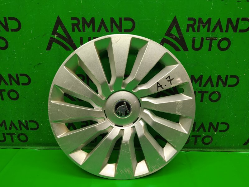 Колпак колесный r16 Skoda Octavia A7 2013 (б/у)