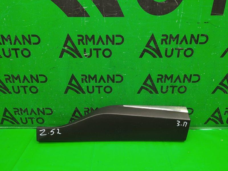 Накладка двери Nissan Murano Z52 2014 задняя правая (б/у)